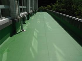 塗膜防水 ウレタン防水
